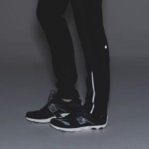 Lululemon Windrunner Pants Black and Navy Blue